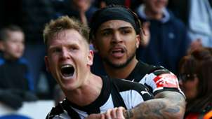 Matt Ritchie DeAndre Yedlin Newcastle