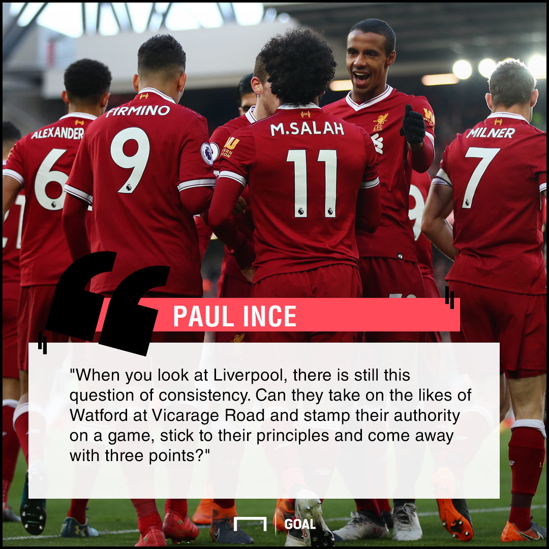 Liverpool too inconsistent for title Paul Ince