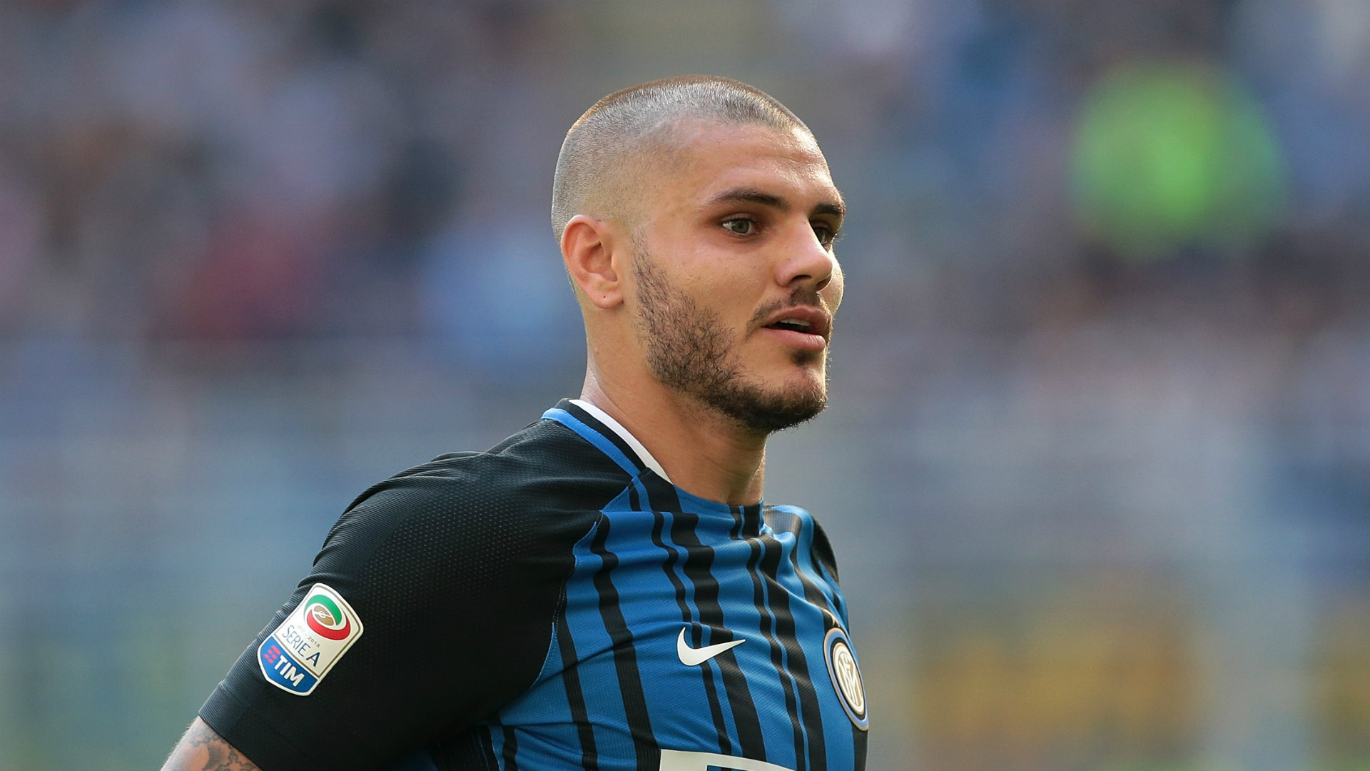 Mauro Icardi, Inter, Serie A, 24092017