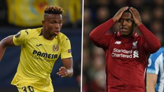 Chukwueze Sturridge Liverpool