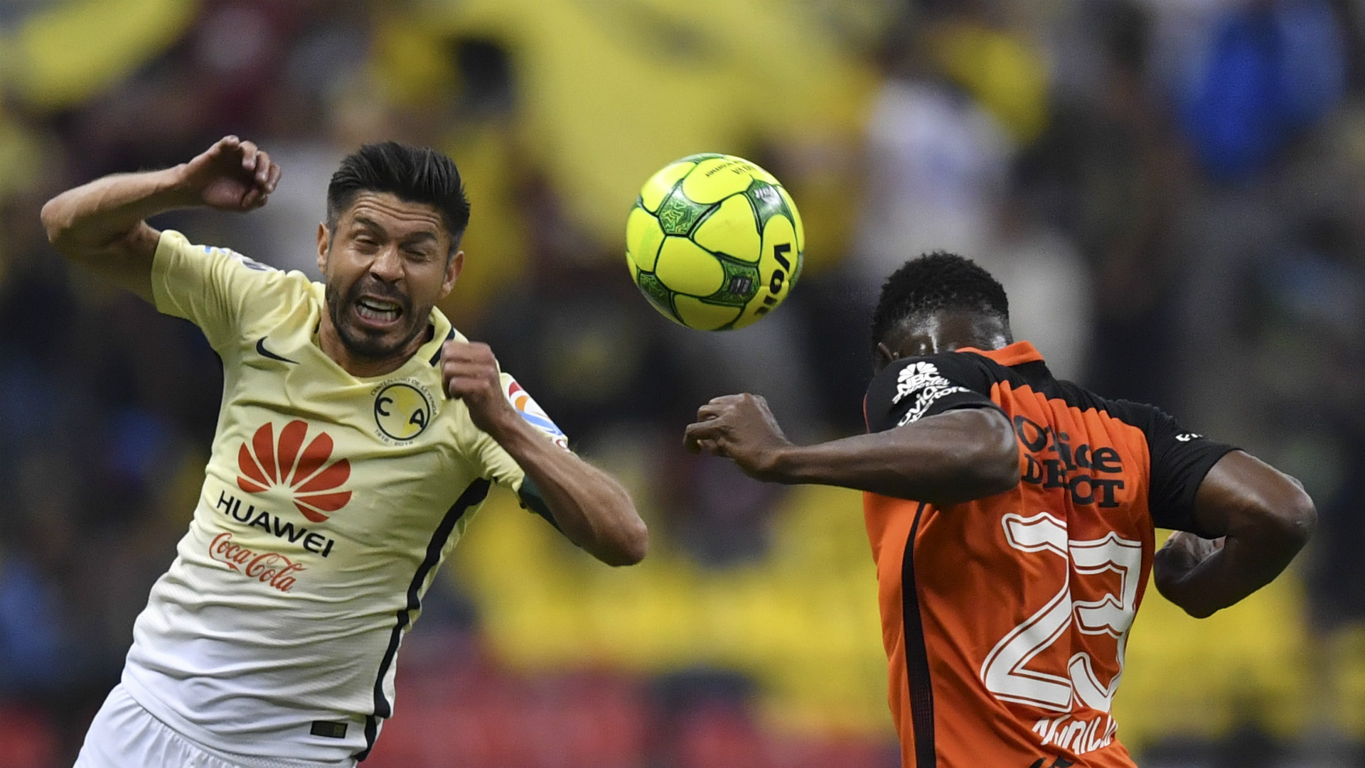 Oribe Peralta Club America Oscar Murillo Pachuca