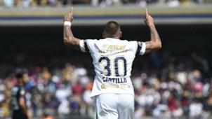Nicolás Castillo Pumas Clausura 2018