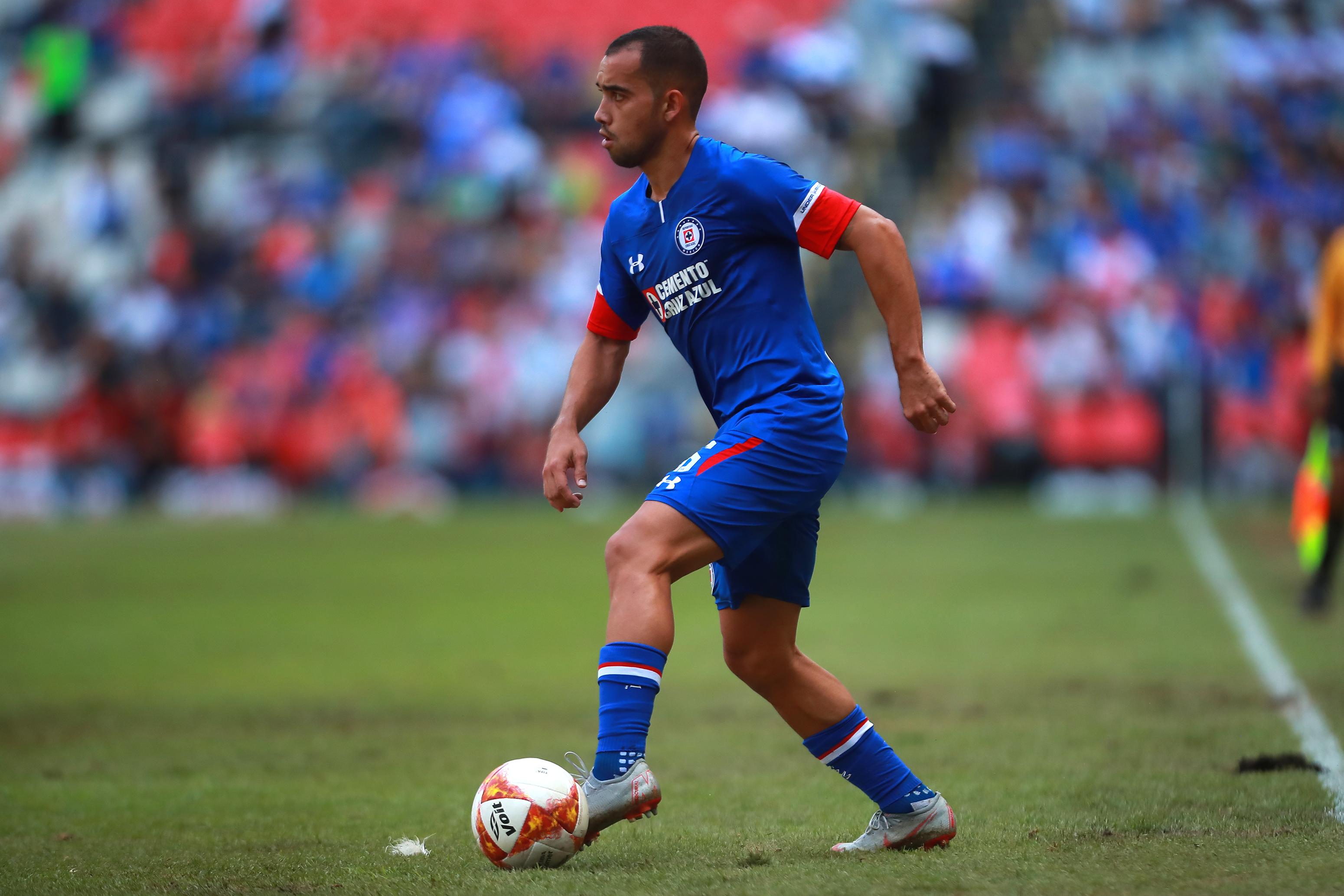 Adrián Aldrete Cruz Azul Liga MX