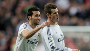 Alvaro Arbeloa Gareth Bale Real Madrid