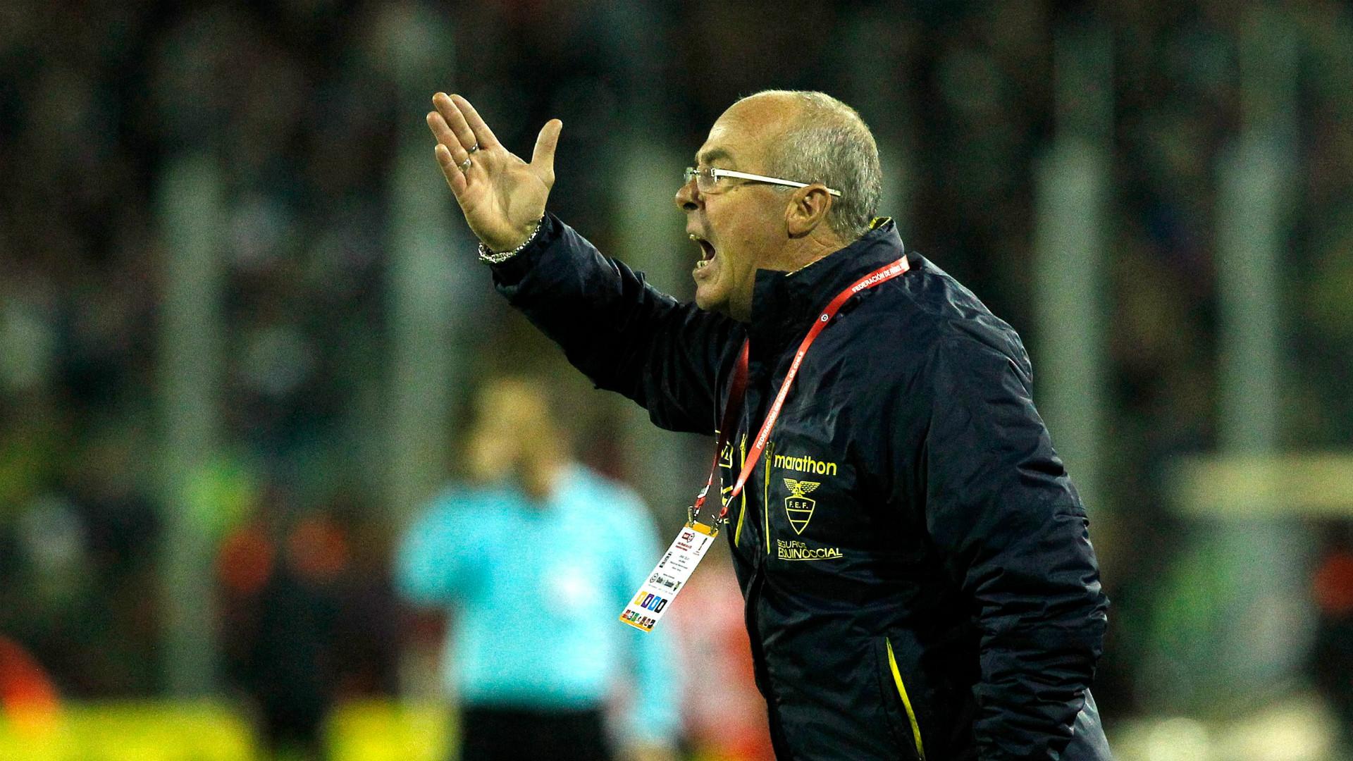 Jorge Celico Chile Ecuador Eliminatorias Sudamericanas