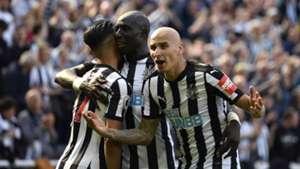 Jonjo Shelvey Ayoze Perez Newcastle United Chelsea Premier League 13052018