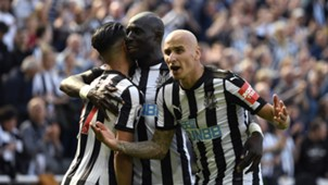 Jonjo Shelvey Ayoze Perez Newcastle United Chelsea Premier League 13052018