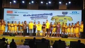 Kerala Blasters Jersey launch