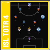 ISL Team of the Round 4