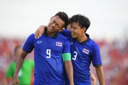 Thailand 1-0 Myanmar | SEA Games 2017 | semi-final