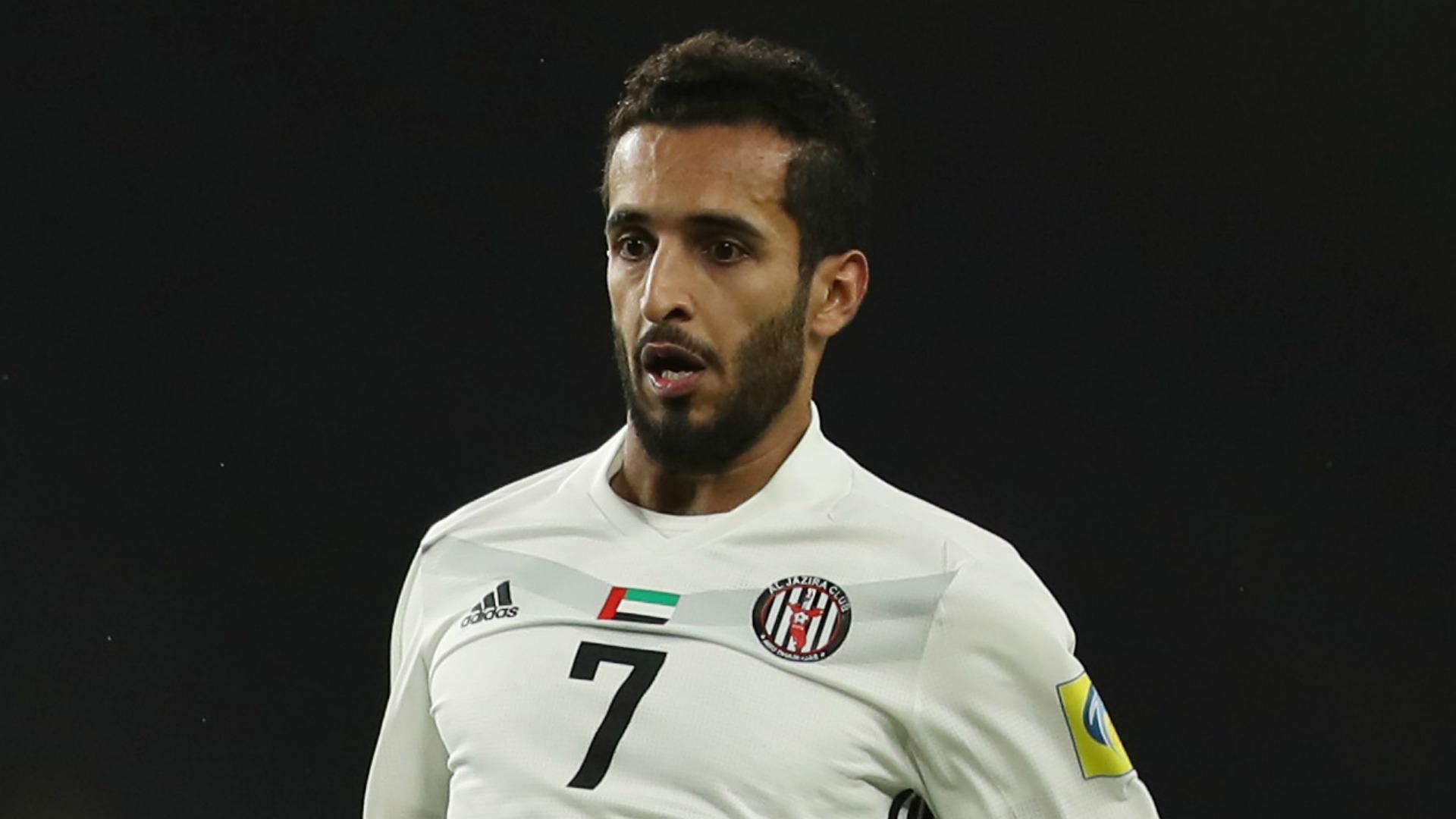 Ali Mabkhout Al Jazira 2017
