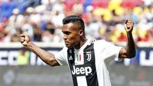 Alex Sandro Juventus Turin 28072018