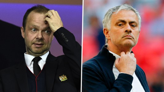 Ed Woodward, Jose Mourinho