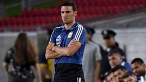 Lionel Scaloni Argentina Guatemala Amistoso 08092018
