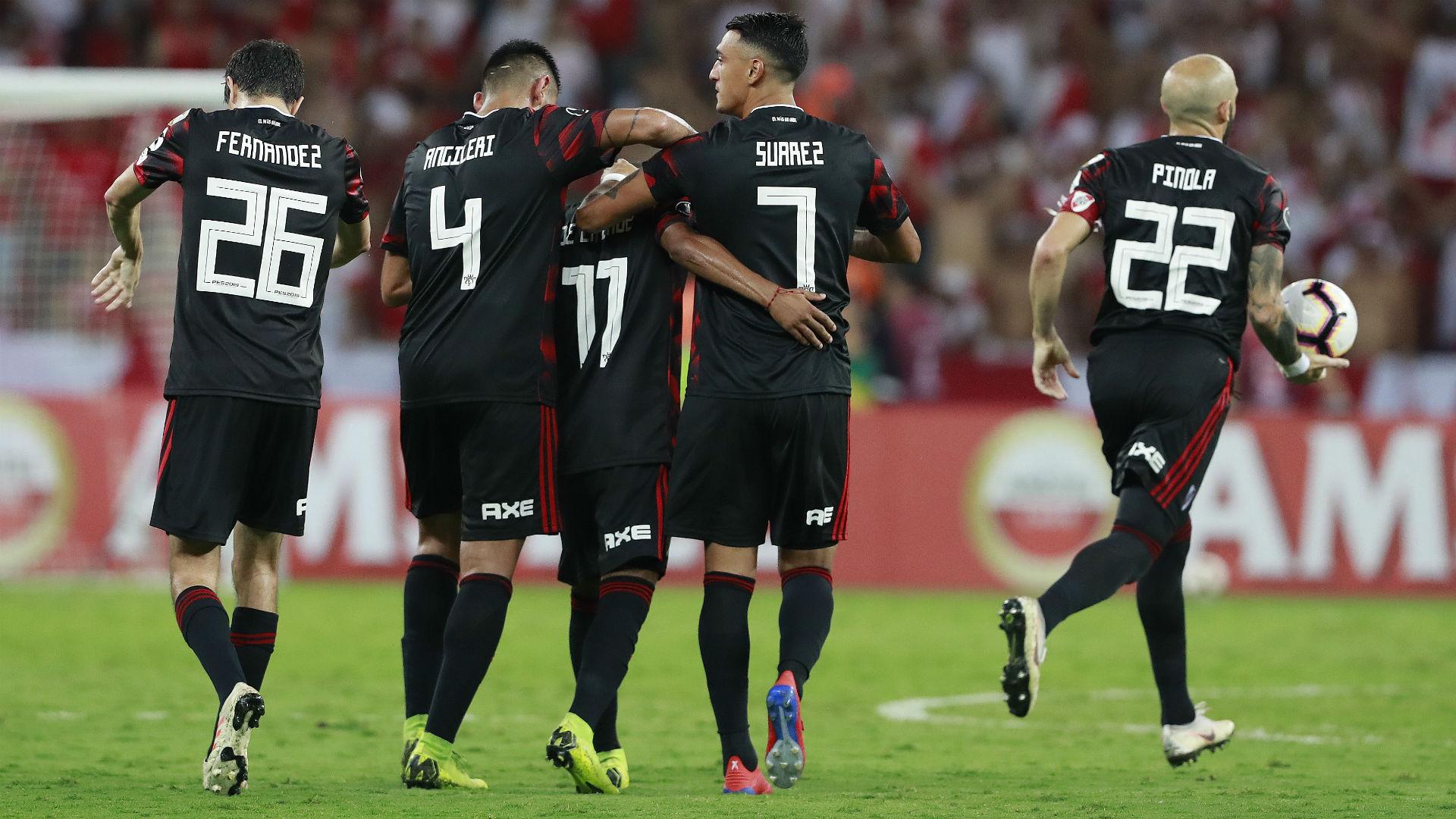Inter River Copa Libertadores 04032019