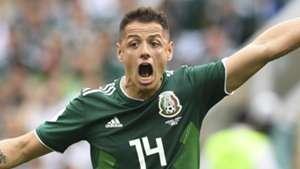 Javier Hernandez Chicharito Mexico 2018