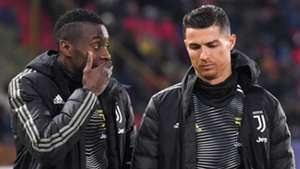 Blaise Matuidi Cristiano Ronaldo Juventus 2019