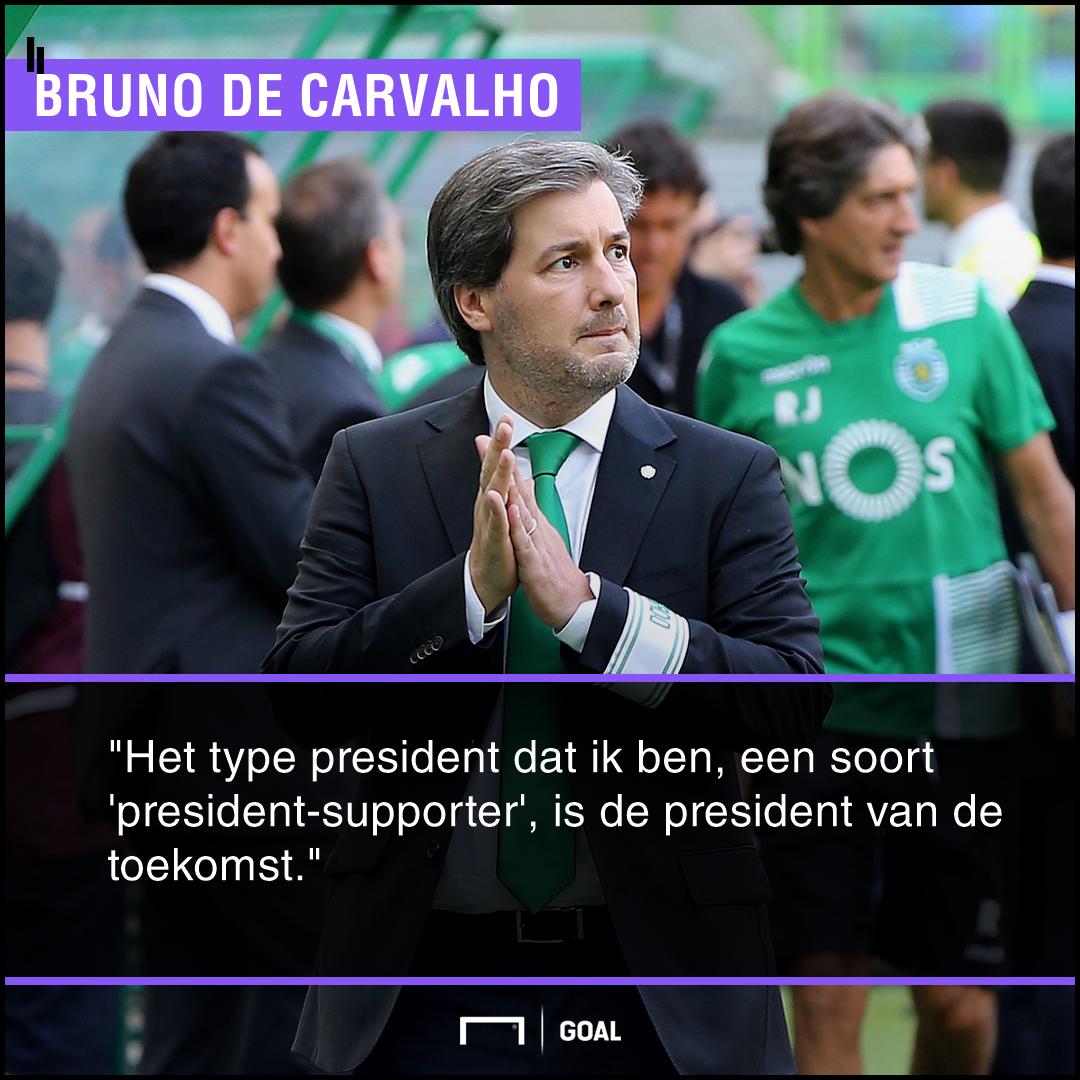 GFX Bruno de Carvalho, Sporting Clube de Portugal