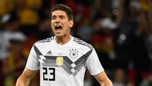 Germany Sweden Mario Gomez