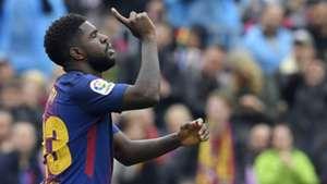 Samuel Umtiti Barcelona Valencia LaLiga