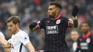 Danny Williams Huddersfield Town Tottenham