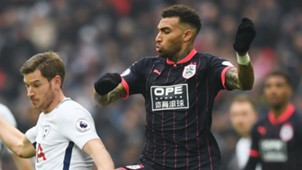 Danny Williams Huddersfield Town Tottenham