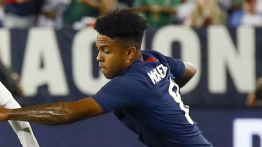 Weston McKennie USMNT Mexico