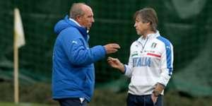 Italy training Ventura Oriali