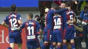 Eibar celebrate 2018-19