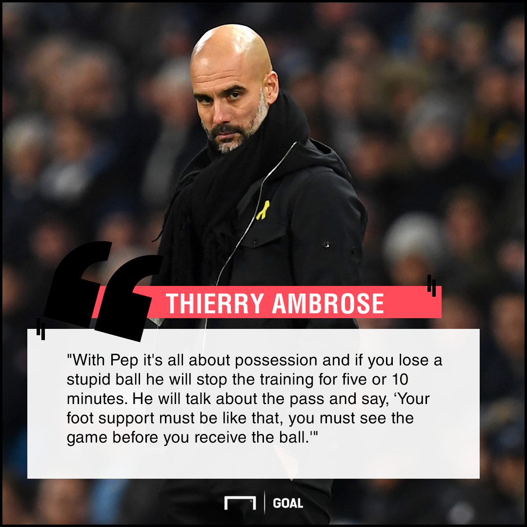 Thierry Ambrose quote
