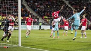 Joachim Andersen, AZ vs. FC Twente, 04222017