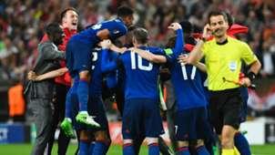 Manchester United Europa League final