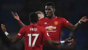 Fred Paul Pogba Manchester United 2018-19