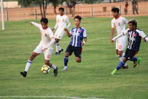 Fateh Hyderabad Madhya Bharat 2nd Division I-League 2018