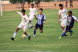 Fateh Hyderabad Madhya Bharat 2nd Division I-League 2018