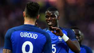 HD Paul Pogba France