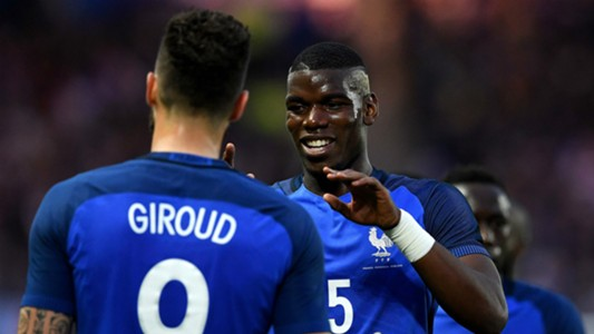 HD Paul Pogba France