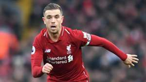 Jordan Henderson Liverpool Premier League Team of the Week 20012019