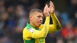 Dwight Gayle West Brom 2018-19