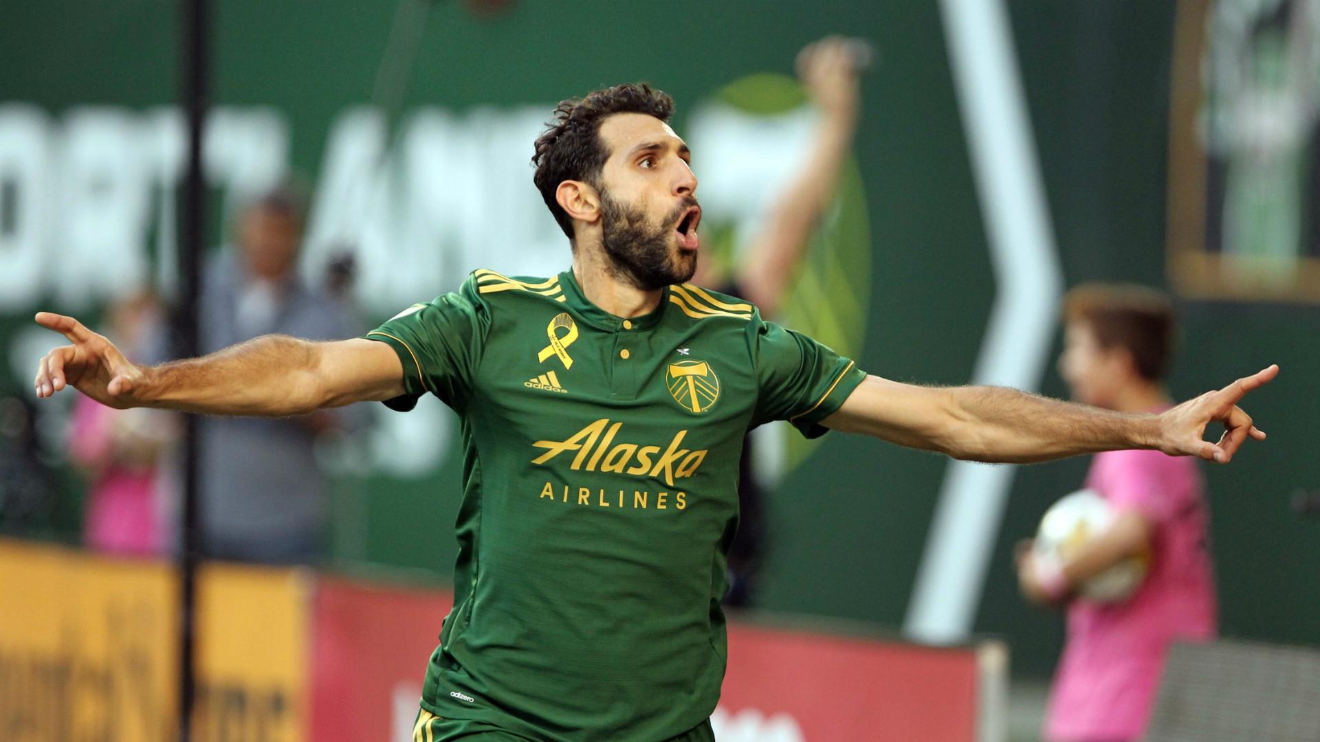 Diego Valeri MLS Portland Timbers 09242017