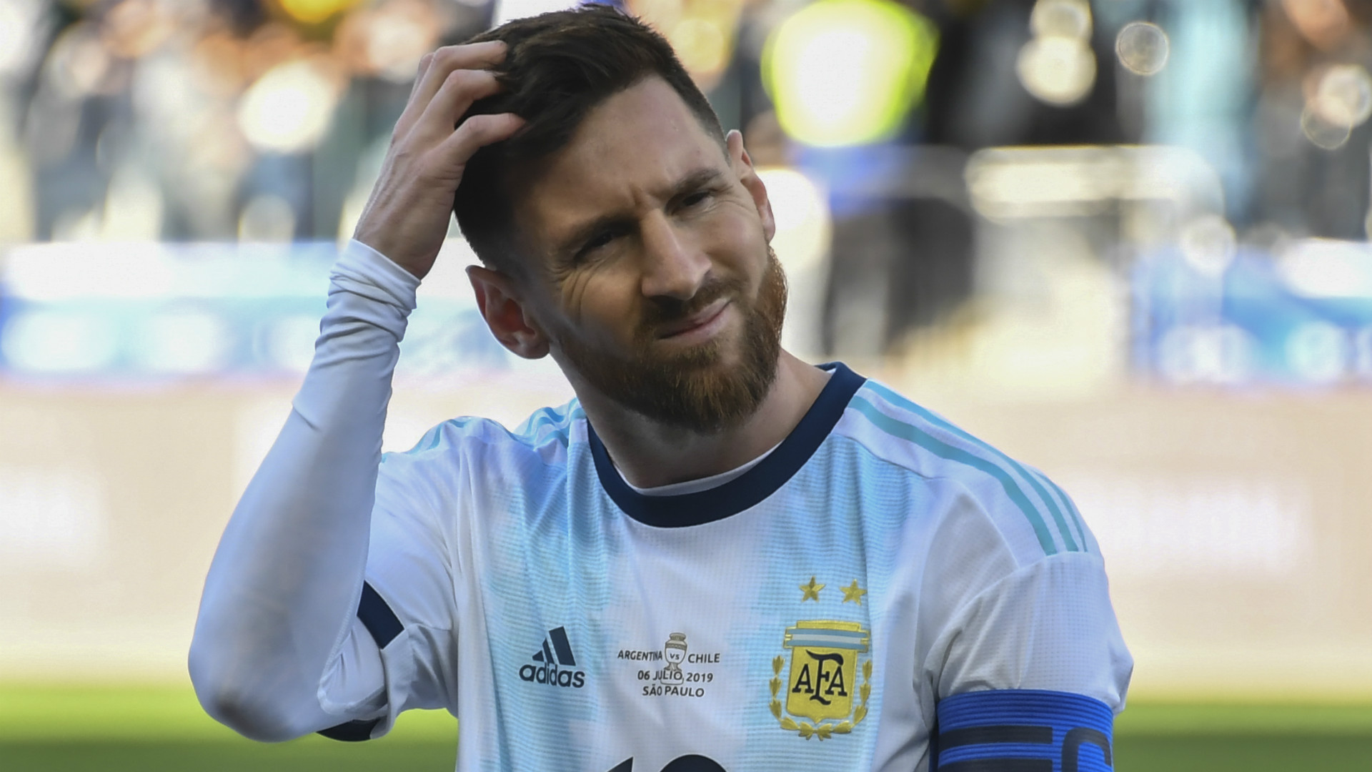 CONMEBOL hand Messi $1500 fine for 'corruption' comments during Copa America
