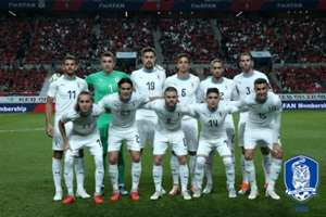 우루과이 대표팀 Uruguay