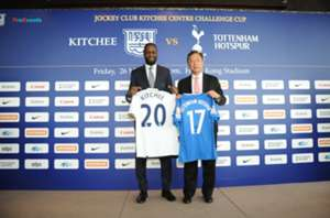 Kitchee to play Tottenham in 26th May in Hong Kong Stadium.