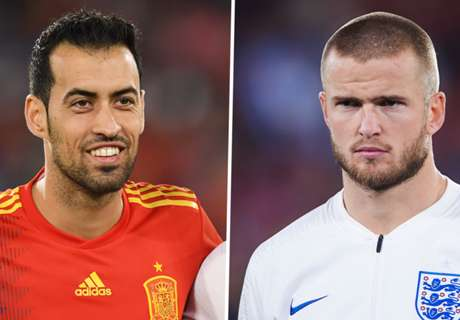 'Busquets praise must stop... he's no better than Dier!'