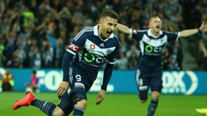 Kosta Barbarouses Melbourne Victory v Sydney FC A-League 17052015