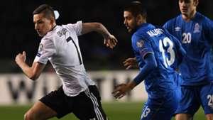 Aserbaidschan Deutschland Germany DFB 26032017