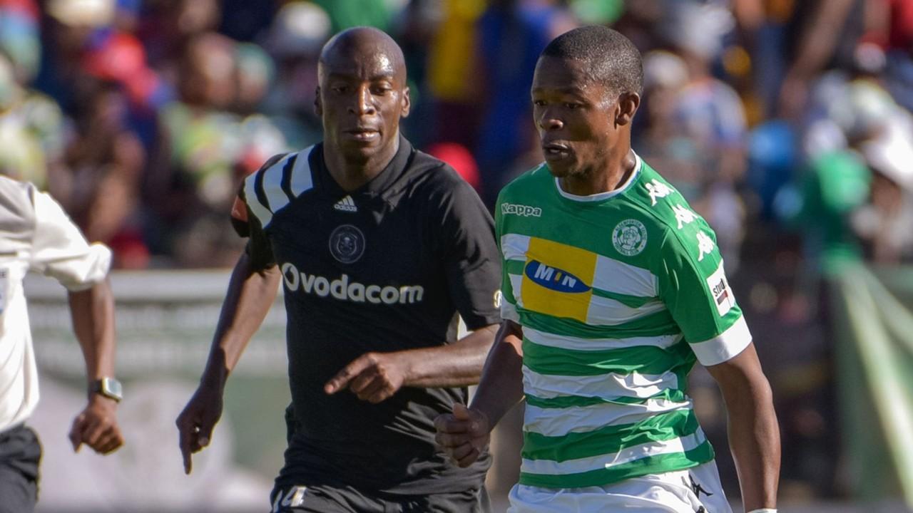 Orlando Pirates, Musa Nyatama & Bloemfontein Celtic, Ndumiso Mabena