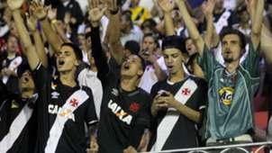 Torcida Vasco Jorge Wilstermann Copa Libertadores 14022018