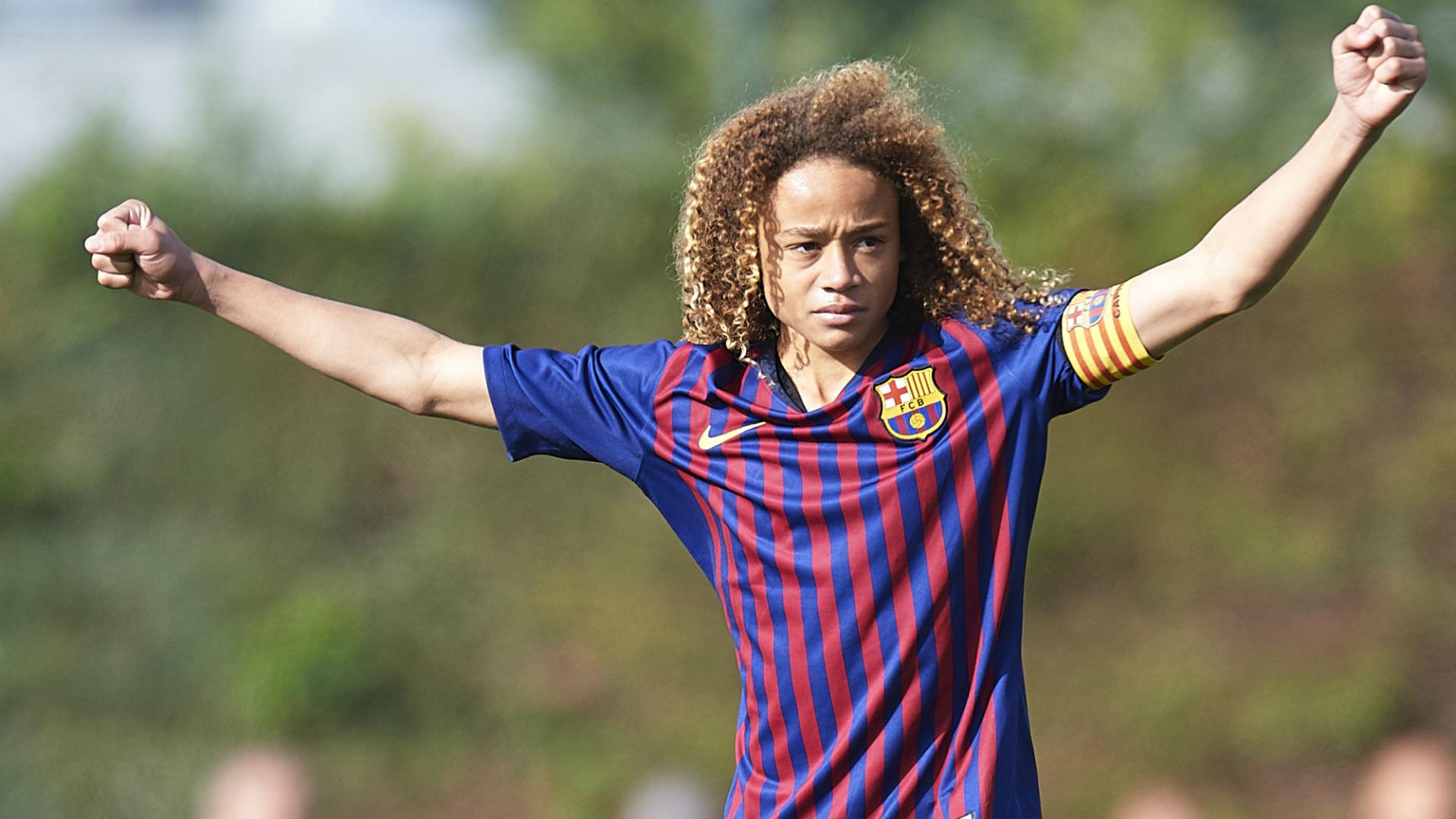 Lo que ganará el juvenil que se fue del Barça al PSG | ECUAGOL