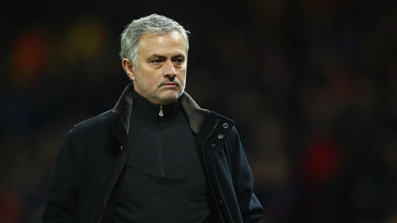 Jose Mourinho Manchester United Fc Sevilla 13032018